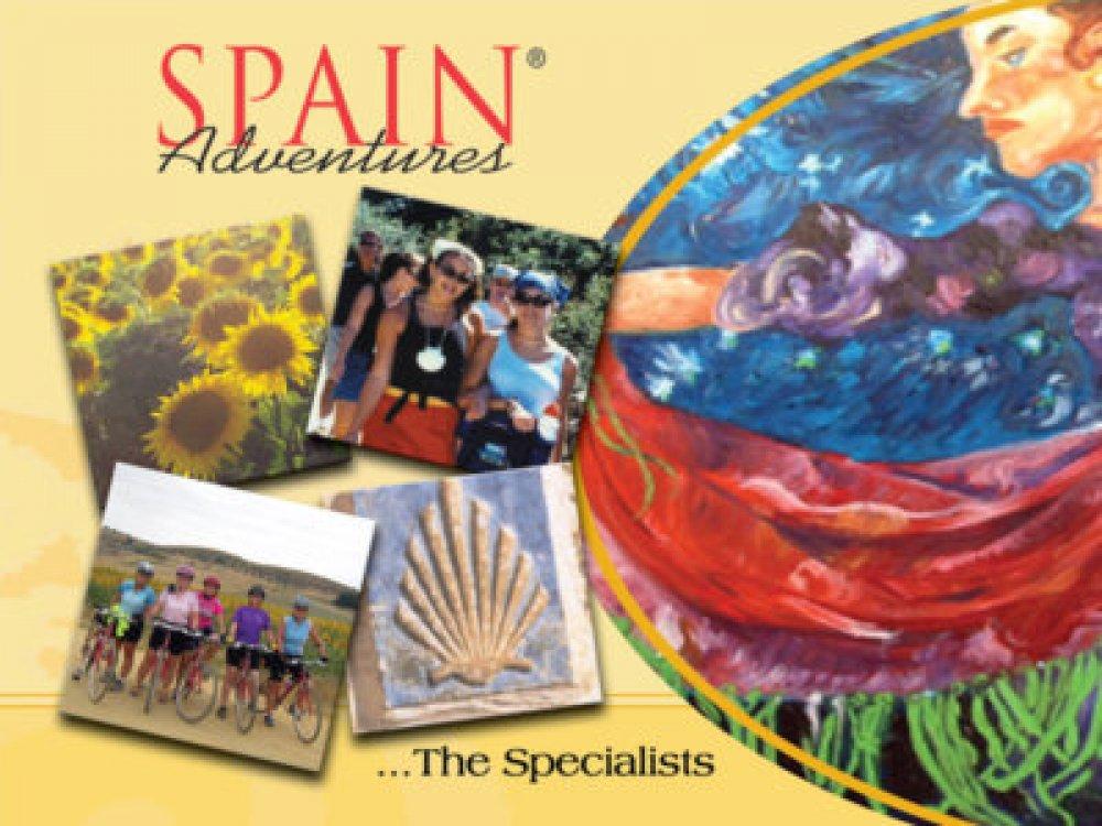 Breakaway Graphics - Art Direction - Spain Adventures