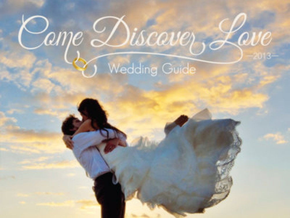 Breakaway Graphics - Creative Direction - Come Discover Love 2013
