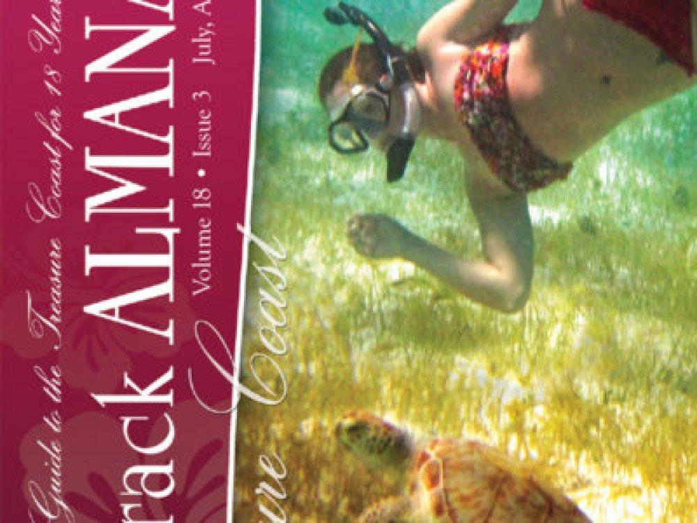 Breakaway Graphics - Art Direction - InsideTrack Almanac Volume 18-Issue 3