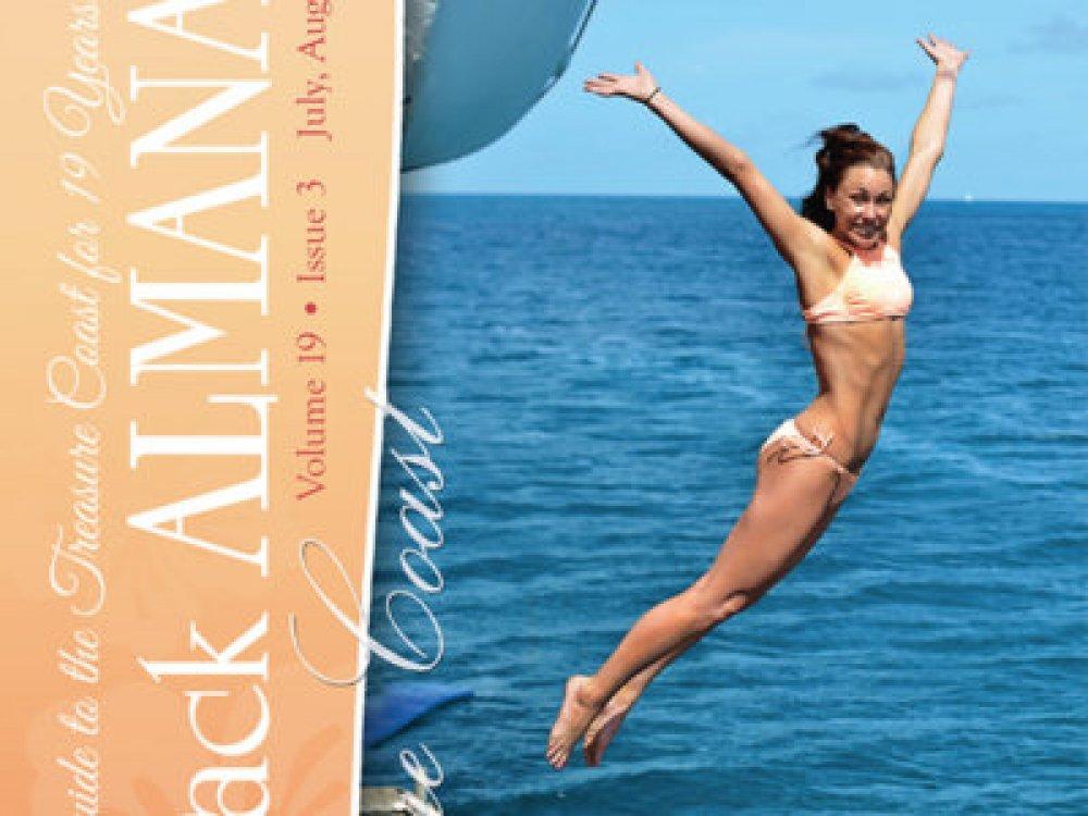 Breakaway Graphics - Art Direction - InsideTrack Almanac Volume 19-Issue 3