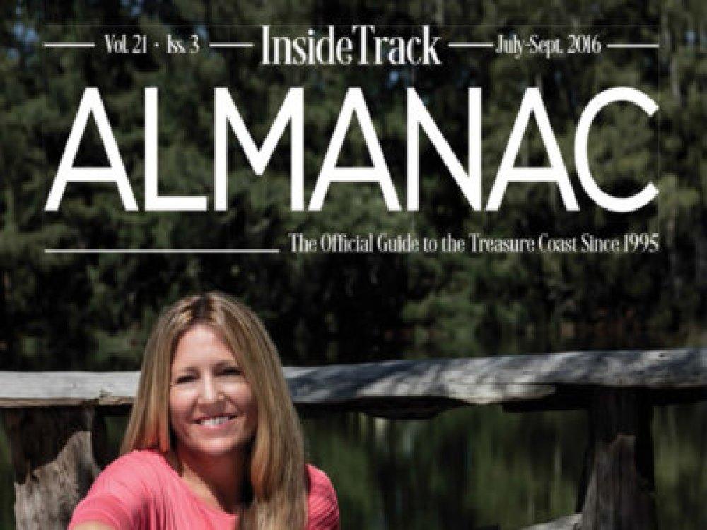 Breakaway Graphics - Art Direction - InsideTrack Almanac Volume 21-Issue 3