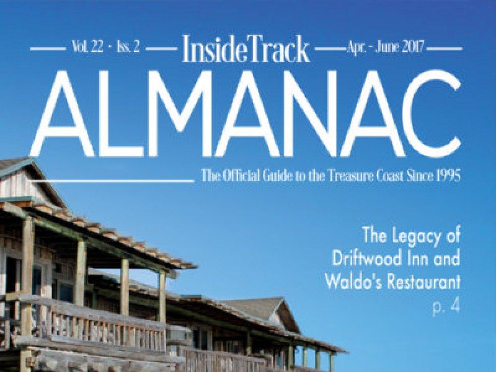 Breakaway Graphics - Art Direction - InsideTrack Almanac Volume 22-Issue 2