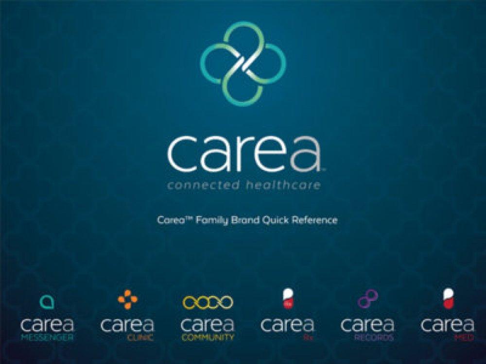 Breakaway Graphics - Art Direction - Brand Identity Development - Carea