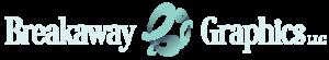 Breakaway Graphics - Header logo - green -large